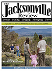 The Jacksonville Review: April 2010 Cover Image