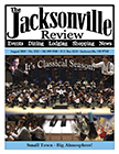 The Jacksonville Review: August 2010 Cover Image with link to pdf of print version