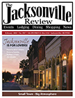 The Jacksonville Review: February 2010 Cover Image