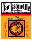 The Jacksonville Review: February 2011 Cover Image