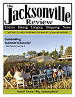 The Jacksonville Review: July 2010 Cover Image with link to pdf of print version