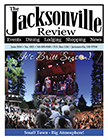 The Jacksonville Review: June 2010 Cover Image