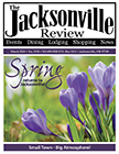 The Jacksonville Review: March 2010 Cover Image