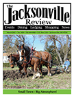 The Jacksonville Review: March 2011 Cover Image