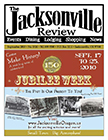 The Jacksonville Review: September 2010 Cover Image