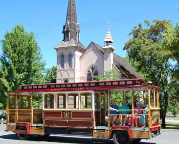 Trolley Tours on Now!