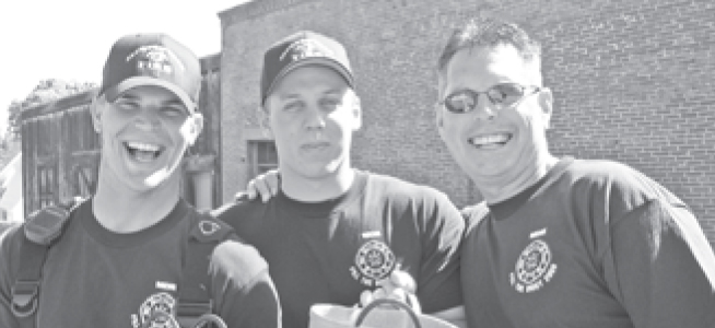 Jacksonville Firefighters help raise funds to fight Muscular Dystrophy