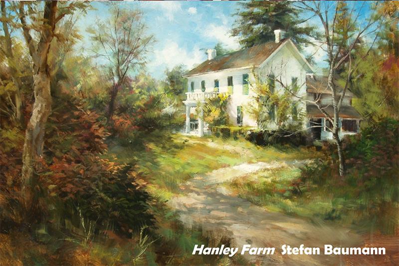Hanley Farm, by Stefan Baumann