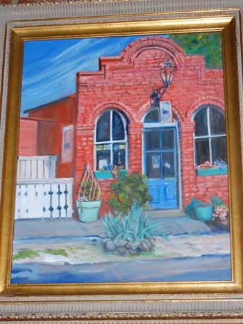 Art Shows At Goodbean And South Stage Cellars