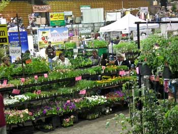 One Stop Garden Shopping Spring Garden Fair May 5 6