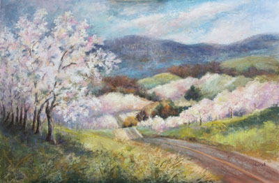Marilynn Hurst - Orchard Splendor