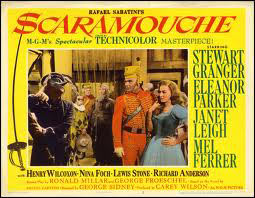 Scarmouche Movie Poster