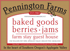 Click for Pennington Farms Website