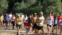 On July 13, dozens of local runners will take to the trails above the Britt grounds for the...