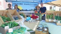 The Jacksonville Farmers Market is now open for the season!