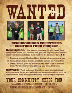 Click for Medford Food Project