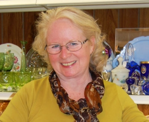 Margaret Barnes of Pickety Place Antiques