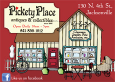 LIKE Pickety Place on Facebook!