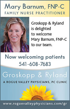 Click for Rogue Valley Physicians/Groskopp & Ryland!