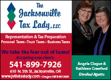 Click for Jacksonville Tax Lady website!