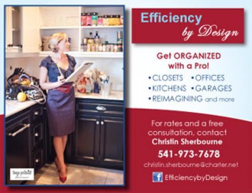 Efficiency by Design