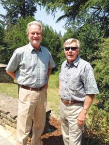 Rob Buerk & Steve Casaleggio