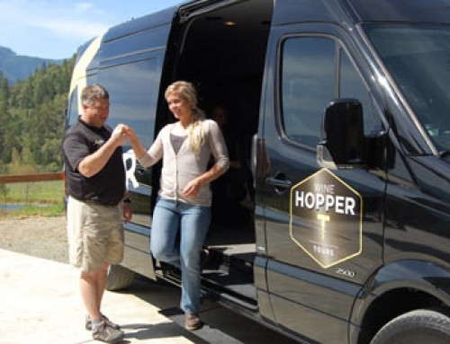 Winehopper Tours
