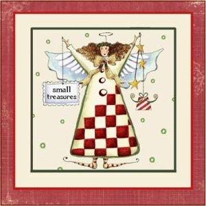 """""""Small Treasures Angel"""" by Katharine Gracey"""