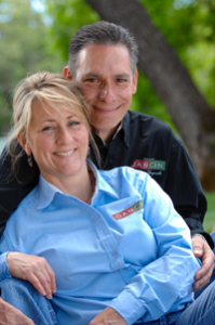 Cindy and Dan Marca of Dancin Vineyards