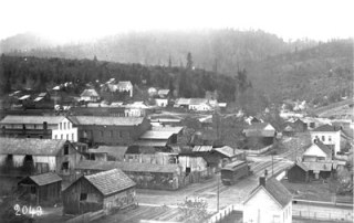 Photo of Jacksonville, Oregon