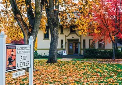 Art Presence Art Center by Tom Glassman