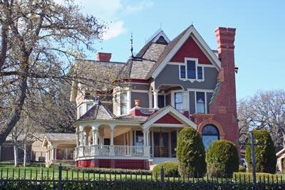 Nunan House, Jacksonville, Oregon