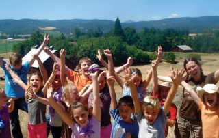 Summer Camp at Hanley Farm