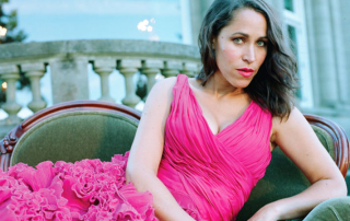 China Forbes of Pink Martini Photo by Autumn de Wilde
