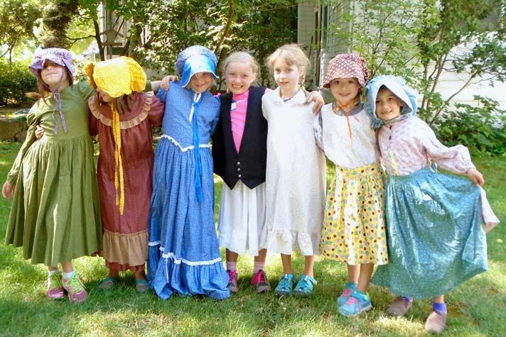 Summer Camp 2015 at Hanley Farm