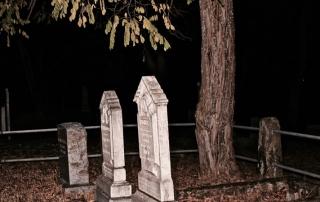 Historic Jacksonville Oregon Cemetery by Paula Block Erdmann