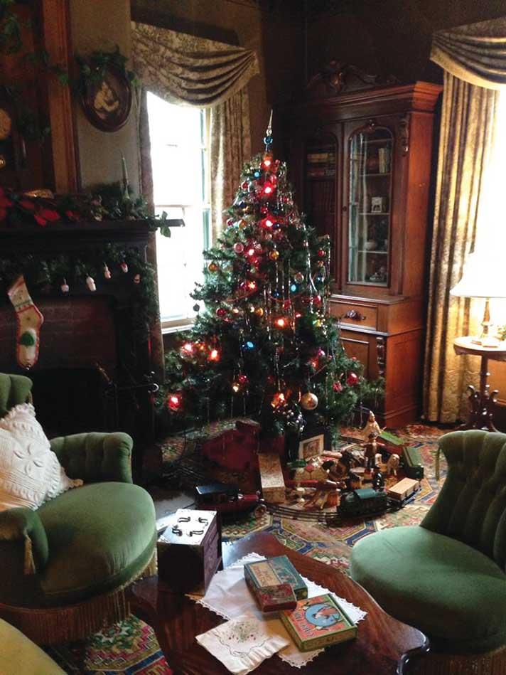 Christmas 2014 at Hanley Farm