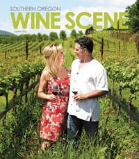 Southern Oregon Wine Scene