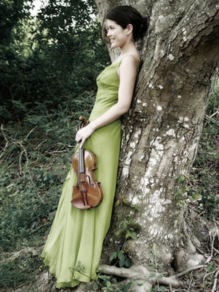 Jennifer Frautschi Photo: Lisa-Marie Mazzucco