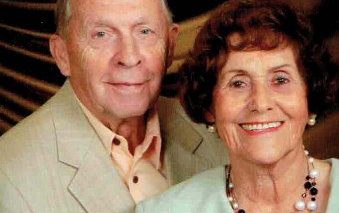 Jim and Georgene Van Orsow