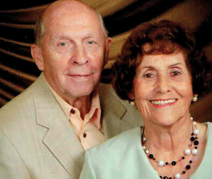 Jim and Georgene Van Orsow