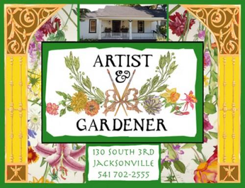 Artist & Gardener