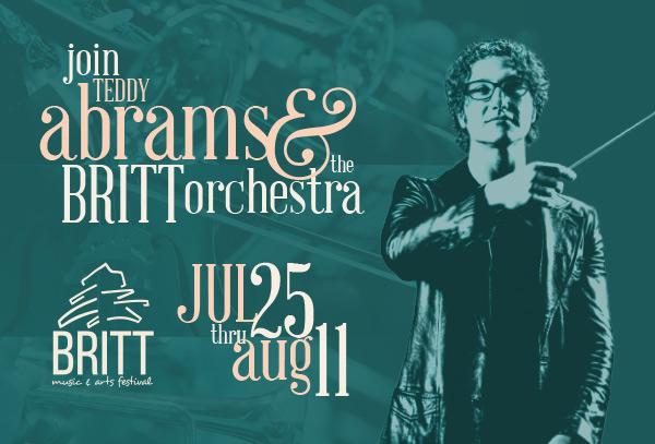 2018 Britt Orchestra Season