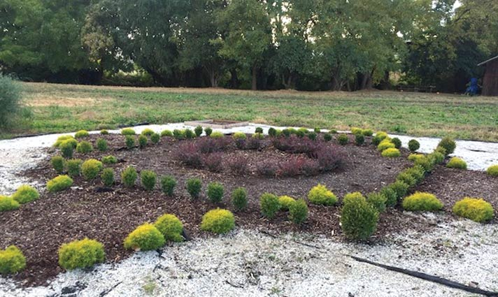 Labors of Love and a Shakespeare Knot Garden at Hanley Farm - by ...